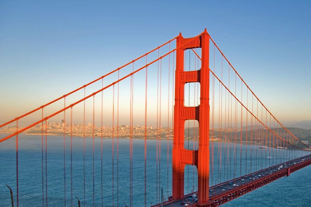 Best View San Francisco Marin Headland