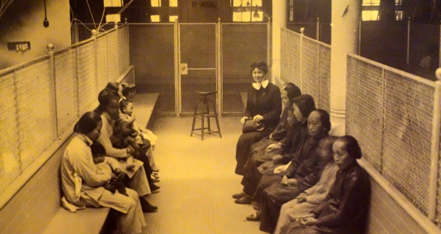 Angel Island Prison