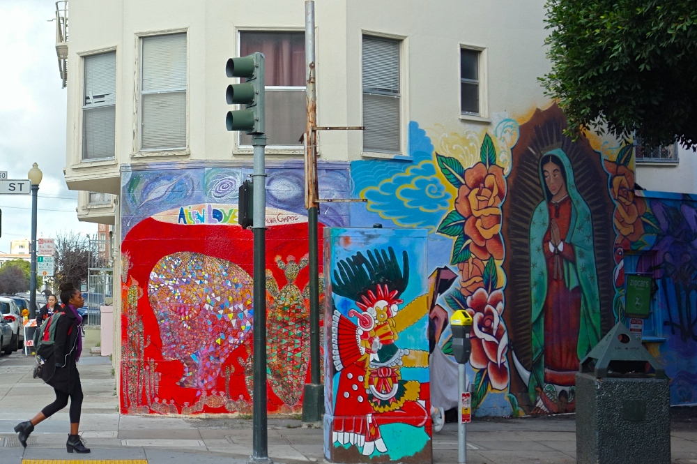 Where To Find Free Street Art In San Francisco Orange Sky Adventures