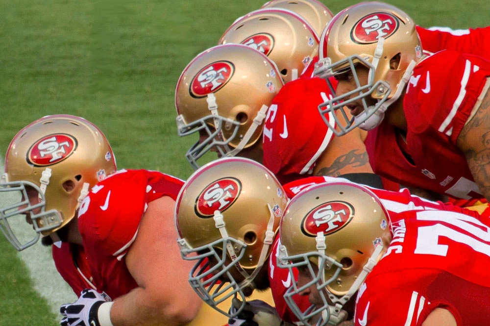 San Francisco 49er Tips