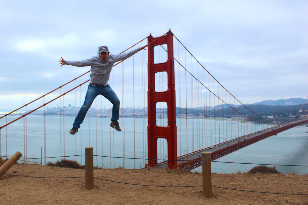 Best Golden Gate Bridge Photo Location