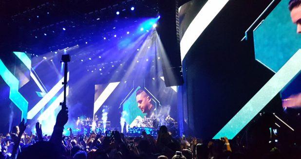 Coachella Tour Concert
