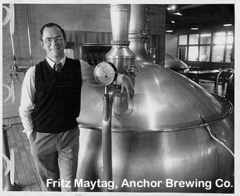 Fritz Maytag, Anchor Brewing Co. (Anchor Steam) beer baron. Photo: Pete Breinig, The Chronicle