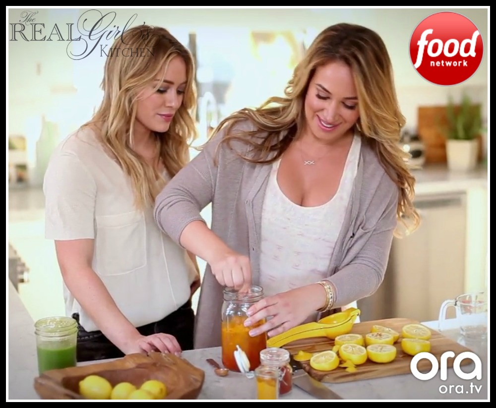 the real girls kitchen is now airing on the food network - Real Girls Kitchen
