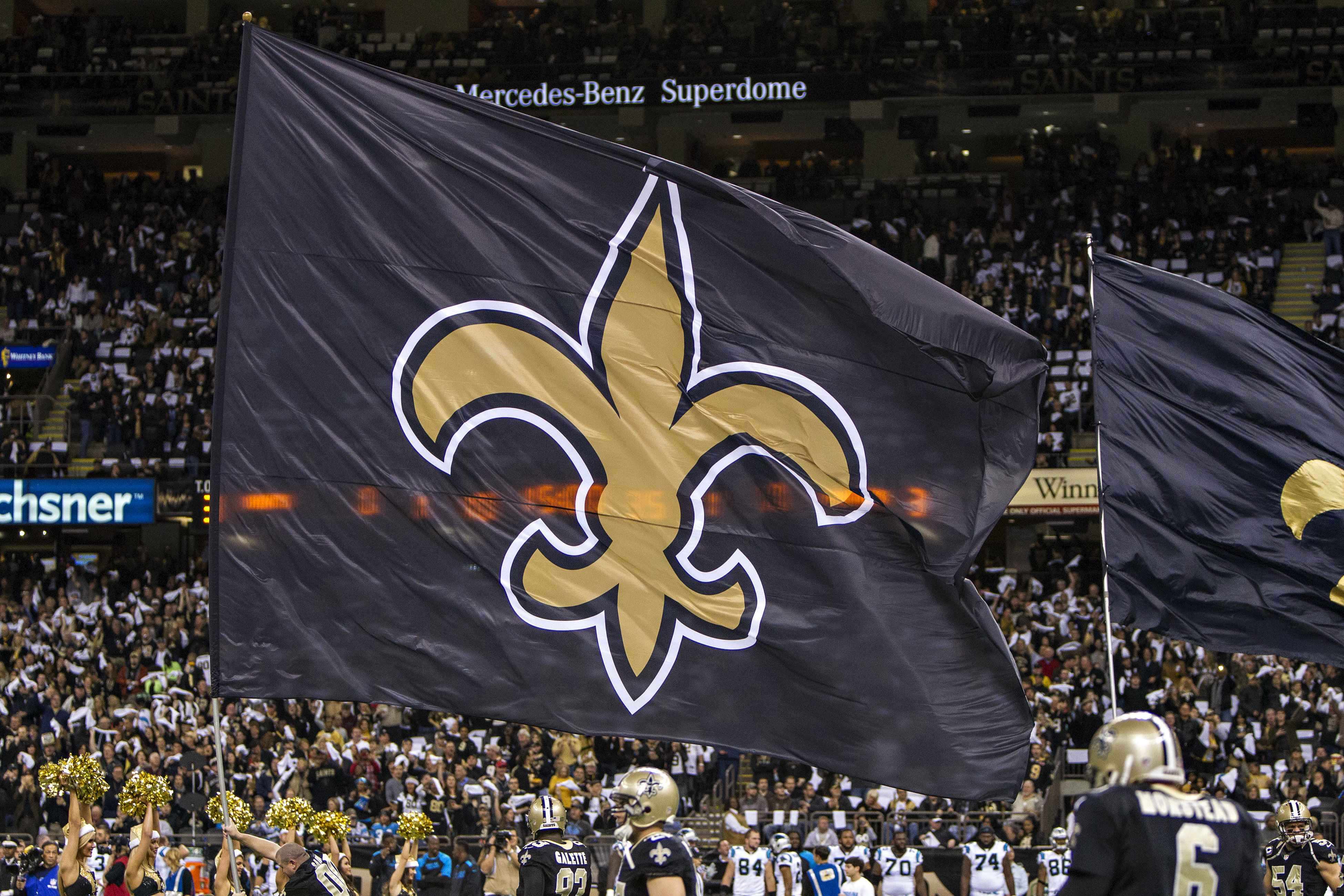 Report Historian Calling Out New Orleans Saints Symbol As A Racist