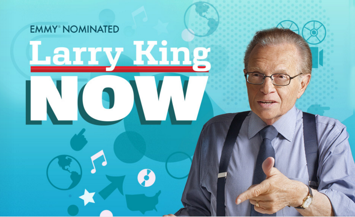 Watch 'Larry King Now' online on Ora.TV