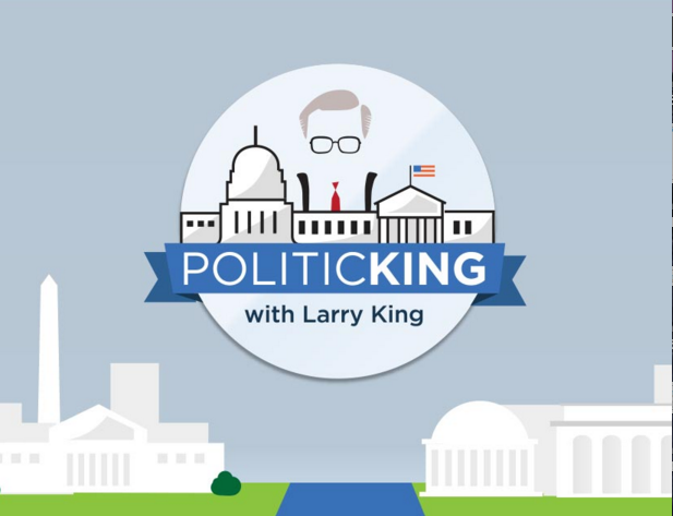 Watch #PoliticKING with Larry King on Ora.TV
