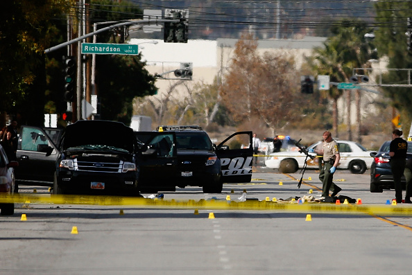 Mass Shooting In San Bernardino Leaves At Least 14 Dead
