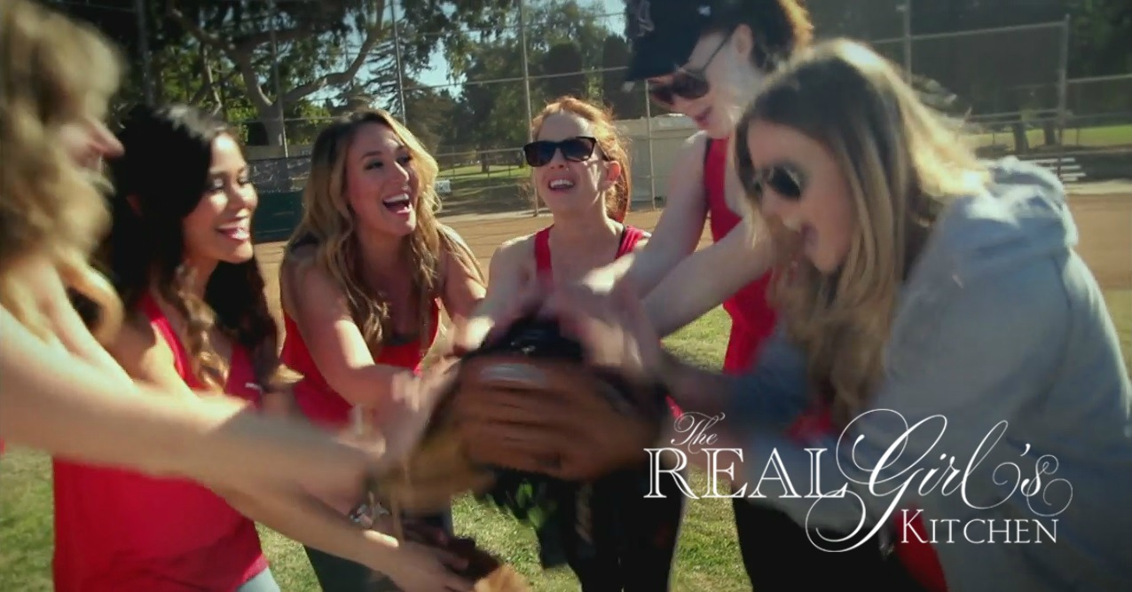 Haylie Duff Softball