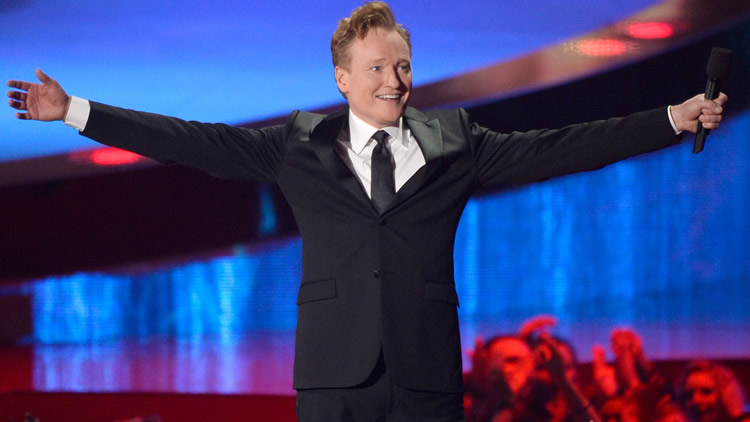 Conan O'Brien MTV Movie Awards