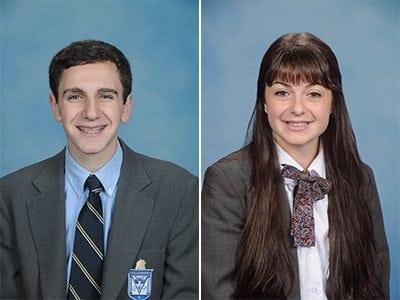 Michael Joseph O'Grady & Shannon Grace Connolly