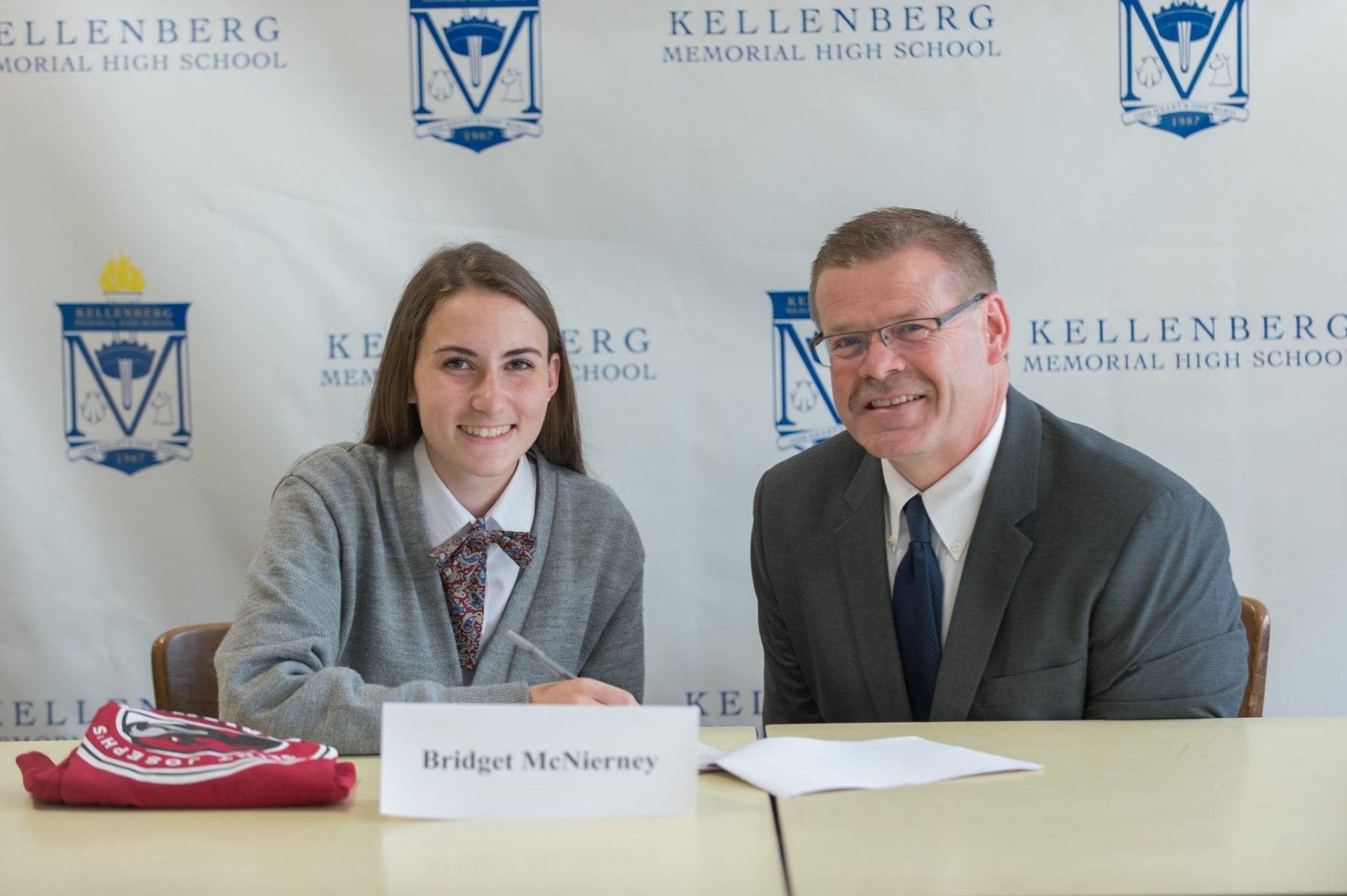 Bridget McNierney - St. Joseph's University - Womens Track and Field