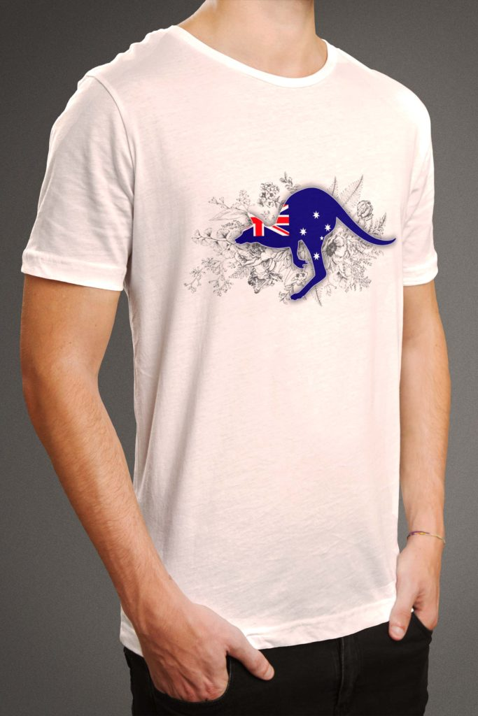 Adam-sideways-tshirt_origin_whiteaustralia-kangaroo-flag-bare