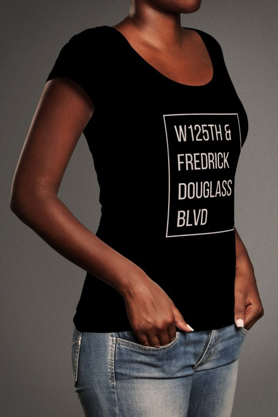 Camilla-sideways-tshirt-origin_black-w1256-and-fredrick-douglass-blvd