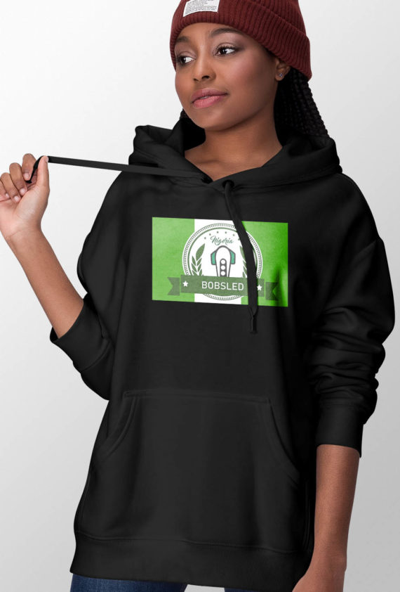 ekua-hoodie-female-front-black-nigerian-bobsled