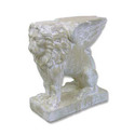 Lion (Wings)Bench Base 16.5