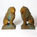 Sitting Lion Set 24