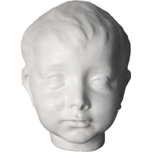 Infant Christ Mask