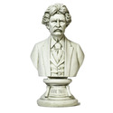Mark Twain Bust 18
