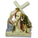 Jesus Meets Veronica Station # 6