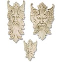 Greenman Mask Set