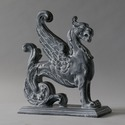 Griffin Carving 15