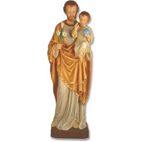 Saint Joseph And Child 49
