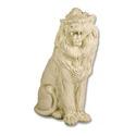 Sitting Lion De Bagni Delucca