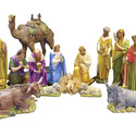 Nativity Set Lg