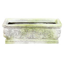 Greenman Rectangle Urn 11