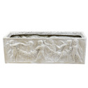 Rectangular Cherub Planter 12