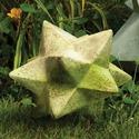Zinc Star Small 9.5 H