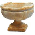 Smooth Strap Urn 15