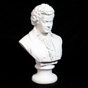 Mozart Bust Medium    17 H