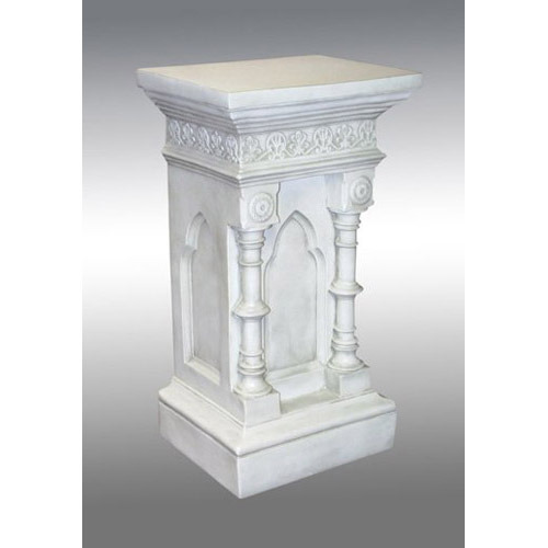 Church Pedestal 42