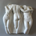 Three Graces Frieze 15