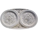 N/A  Ceiling Medallion Set/4