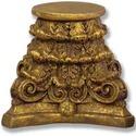 Roman Bath Cap. Candleholder