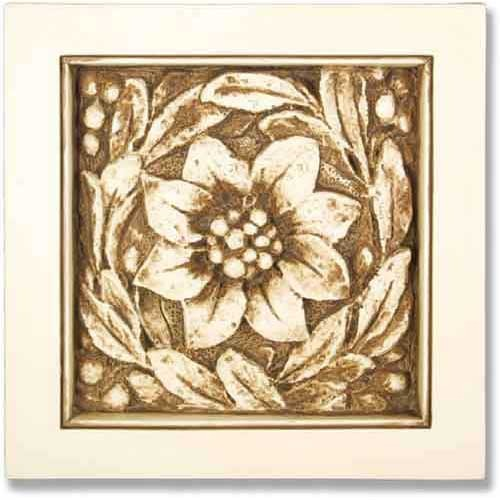 Daisy Remnant with Frame