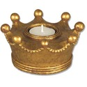 Queen Crown Candleholder