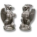 Griffin Candleholder  Set/2