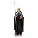 Saint Benedict 30&quot;H