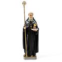 """Saint Benedict 30""""H"""