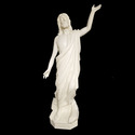 Resurrection Christ Statue