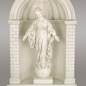 """Med.Shrine For 24"""" -26""""h Statues"""