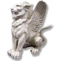 Mystical Winged Lion 19