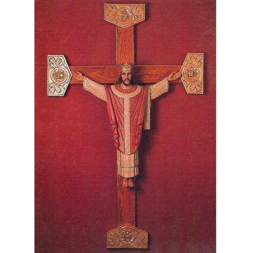 "CHRIST THE KING 36""h / NO CROSS"
