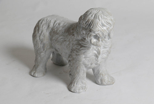 Standing Sheep Dog