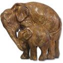 Elephant & Calf 12