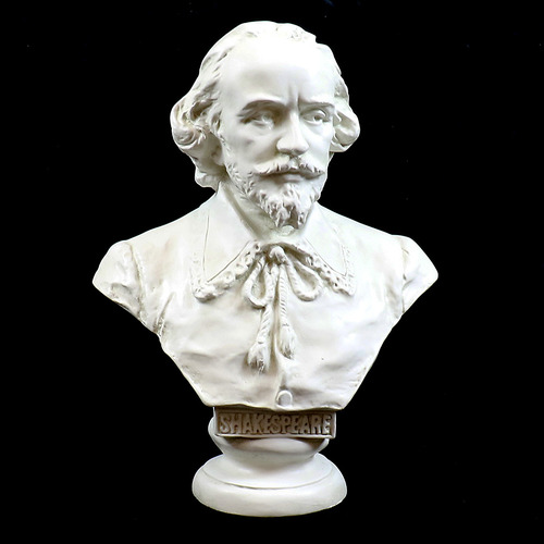 Shakespeare Informal Bust 18